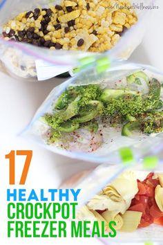 17 Healthy Crockpot