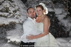 Beautiful snowy backdrop for this posed bridal portrait @Grand Marquis. Photo taken by Unlimited Exposures, for more info go to http://www.unlimitedexposures.com/. #winterwedding, #weddingphotography, #weddingvenuesnj, #banquethallsnj, #receptionhallsnj, #UnlimitedExposures,