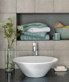 Macrame™ Flint Petal Tile | Topps Tiles