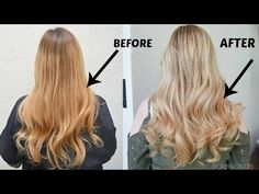 Behind The Instagram 2 How To Fix Bry Blonde Ombre Hair You