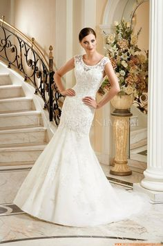 Vestido de novia Annais Bridal 1403 Ambrosia