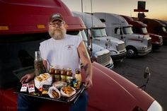 Truck Driver Meal Tips & Healthy Eating
