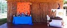 The Flintstones Birthday Party Ideas | Photo 7 of 22 | Catch My Party