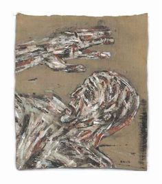 Leon Golub, Head-Arm