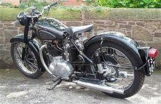 BSA A10 - 1953