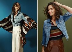 Katie Holmes Fashion Evolution Pictures | Katie Holmes walks us through her fashion evolution and how she approaches personal style today. #refinery29 http://www.refinery29.com/2015/10/93735/katie-holmes-fashion-evolution-pictures
