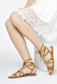 Camila Schuhe in Cognac - günstig kaufen bei JustFab