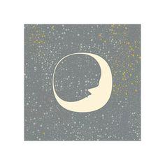 art prints  the moon and night on pinterest