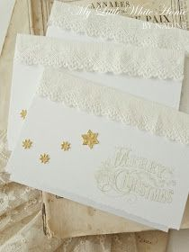 My little white home by Nadine: Christmas cards 2015