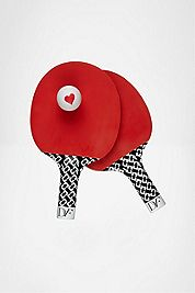 We heart this @DVF Ping Pong Set #Valentines #Holiday