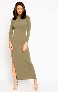 Turtle Maxi Dress