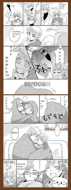 SuFin Comic Translation by me~