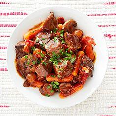 #Beef & Mushroom Burgundy #classicmeals #easydinners