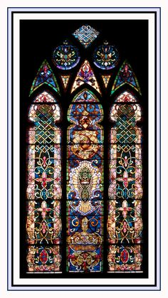 First Presbyterian Church, Charlotte, NC; Gallery of Stained Glass Art - Premiere Collection Stained Glass Church, Stained Glass Quilt, Stained Glass Designs, Stained Glass Windows, Broken Glass Art, Sea Glass Art, Mosaic Glass, Fused Glass, Architecture Religieuse