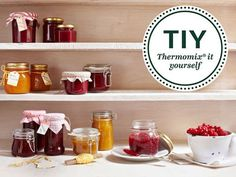 Thermomix it yourself (TIY)