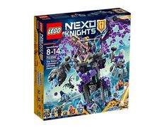 Aaron's The Stone Colossus of Ultimate Destruction from the Lego Nexo Knights collection - a great selection of Lego construction sets at Wonderland Models.