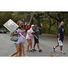 2012 Out of the Darkness Walk at Brackenridge Park San Antonio, TX #Kids #Events