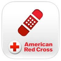 First Aid by American Red Cross; American Red Cross When the American Red Cross developed this app, they equipped it with videos, quizzes, instructions, and expert advice on a plethora of emergency scenarios. The hope is that you never need to use emergency training, but as we all know, it's certainly better to Be Prepared.american-red-cross-app-logo