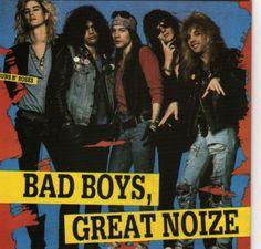 bad boys, great noize !