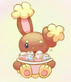 Easter | Pokémon | Buneary | Cute