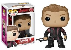 Pop! Marvel: Avengers 2 - Hawkeye | Funko - FINALLY!  But when are they going to be available?