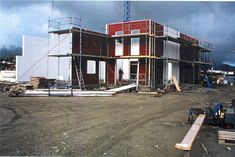 BEET BUILDING SYSTEM - Installation of glass modules for supporting walls Building Systems, Beets, Save Energy, Walls