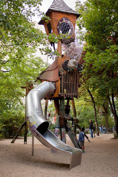 Witch Playground, Schoeneberg - Berlin for all the Family