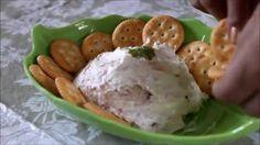 Dip de queso crema con atún y jalapeño