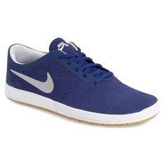 Nike 'Free SB - Nano' Skate Shoe featuring polyvore, men's fashion, men's shoes, men's sneakers, mens sneakers, mens lightweight running shoes, mens shoes, nike mens shoes and mens lace up shoes