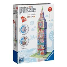 Look at this Tula Moon Big Ben Puzzle by Ravensburger