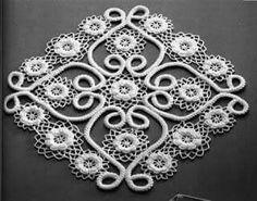 Toalhinha croche cordão