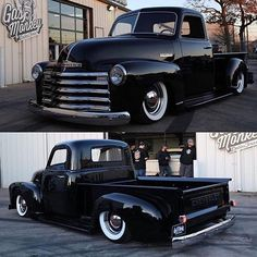 Hot Wheels - Cool shots of the latest build via @gasmonkeygarage , super clean Chevrolet 3100 with that perfect @accuair #elevel stance! @thearclight @strangger98 Source @hotrodsandmusclecars #chevrolet #gmc #3100 #hotrod #streetrod #streetmachine...
