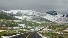 Road Snowy Hills -[1280x720]