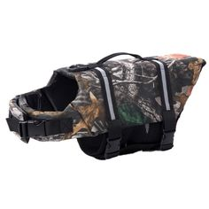Camo Pet Life Preserver Jacket,Camouflage Dog Life Vest with Adjustable Buckles,Dog Safety Life Coat for Swimming, Boating, Hunting | (XS, S, M, L, XL) *** Learn more by visiting the image link. (This is an affiliate link and I receive a commission for the sales) #MyPet