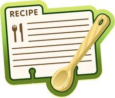 Resultado de imagen de recipe