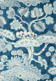 TREE HOUSE, Navy, AT9862, Collection Nara from Anna French Anna French Wallpaper, Navy Wallpaper, View Wallpaper, Wallpaper Samples, Bathroom Wallpaper, Wallpaper Ideas, Oriental Wallpaper, Chinoiserie Wallpaper, Chinoiserie Chic