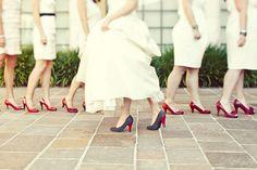 Love this shoe idea!