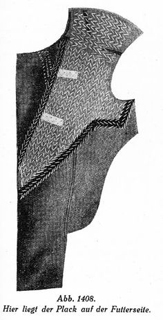 Using canvas and stay tape in traditional tailoring.  Techniques also applicable to historical sewing, but obviously where and how (and if) pieces are applied varies, as does the appropriate weight of canvas to be used.