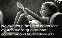 lectura y niños