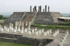 Places I would love to visit: Tula, a Toltec's Pyramid, Hidalgo, México - City State, Capital City, Aztec Empire, Beautiful Places, National Parks, World, Building, Travel, Stone Age