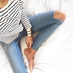 Striped Tees: The Ultimate Staple