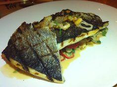 Trout on the Grand Prix menu | Yelp
