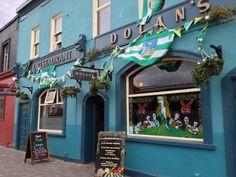 Dolan's Pub (good food) - Limerick, Ireland