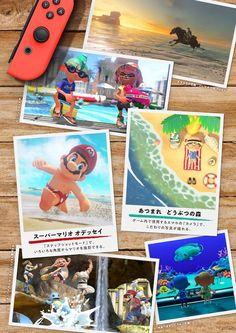 Nintendo Switch, Software, Magazine, Baseball Cards, Summer, Summer Time, Magazines, Warehouse, Newspaper