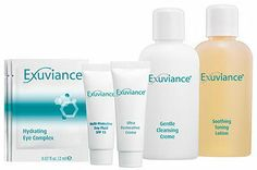 Exuviance  Sensitive/Dry Skin Collection