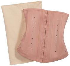 Squeem Magical Lingerie Shapewear, Magic Silhouette, High Compression, Latex, Waist Cincher,  Nude, Medium (Size 36) $58.00