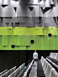 Nanchang Insun International Cinema by O'Connor and Houle Architecture