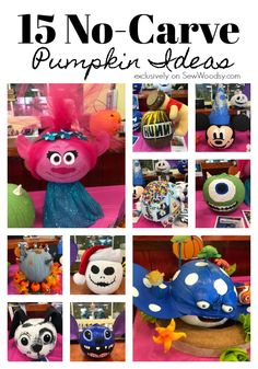 I'm sharing 15 No-Carve Pumpkin Ideas that you can execute seamlessly with your friends and family this Halloween season! Halloween Projects, Halloween Costumes For Kids, Halloween Crafts, Crafts For Kids To Make, Craft Activities For Kids, Diy And Crafts, No Carve Pumpkin Ideas, Pumpkin Carving, Pumpkin Decorating