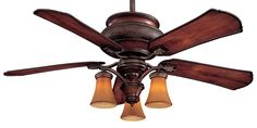 ceiling fans with lights - Yahoo Image Search Results
