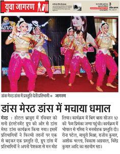 "Bigg Boss Season 10 Fame Priyanka Jagga at Bravura Gold Resort during ""Dance Meerut Dance"" on 25th June, 2017. Thanks Media Dainik Jagran for covering this news..."